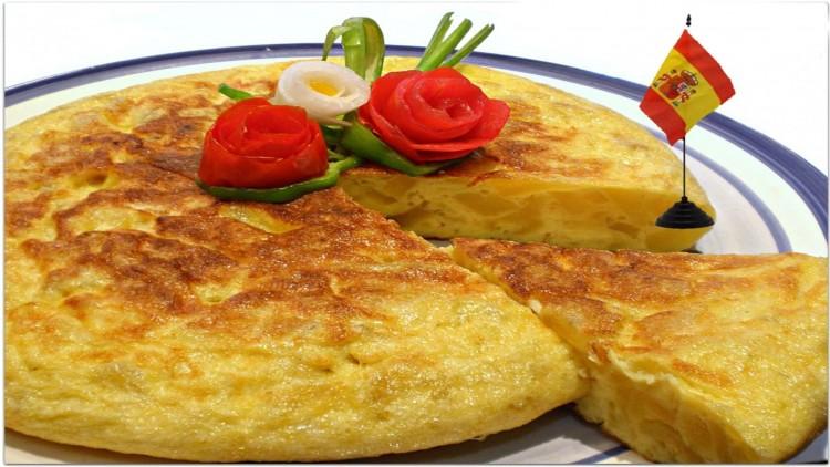 Hoe maak je Tortilla de Patatas